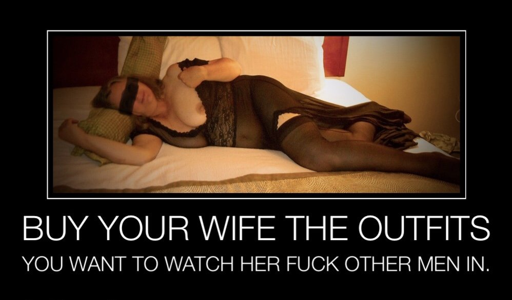 My lusty loving wife