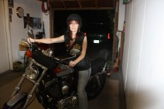 Diane Mickels At Her Brother Jim's House July 7, 2009 - 006.JPG