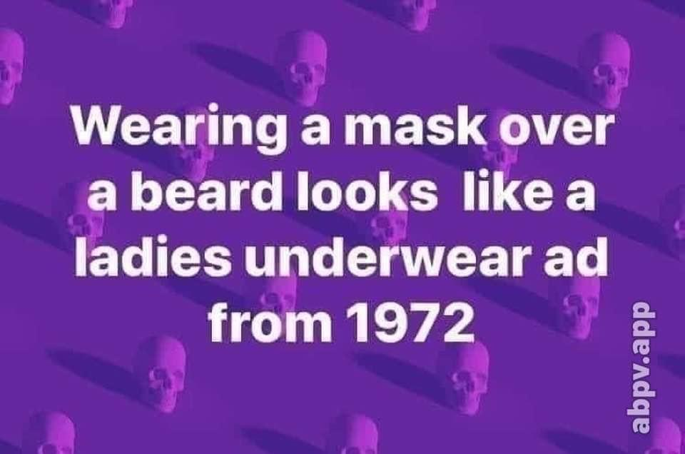 Mask Over a Beard.JPG