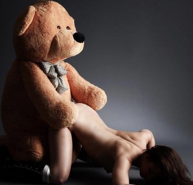 Her Fav Teddy Beaf.jpeg
